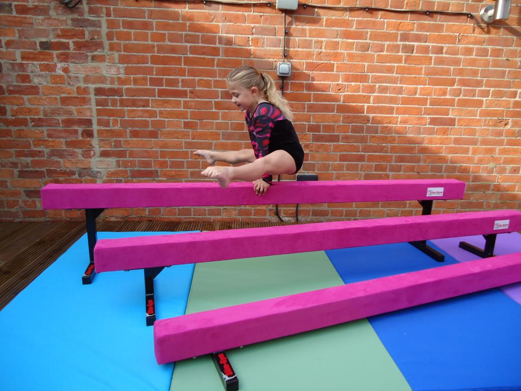 10ft 3 0mtr 6 High Gymnastic Balance Beam
